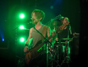 Wouter Live (nickelback aftershow)
