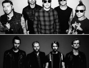 Avenged Sevenfold, Disturbed and Chevelle Afterparty